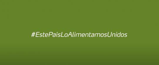 #EstePaísLoAlimentamosUnidos