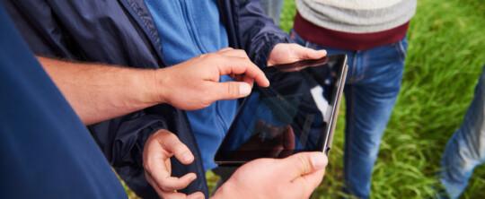 Convierte tu teléfono en un medidor nutritivo de cultivo