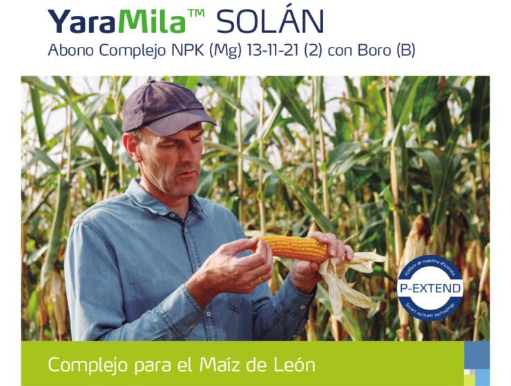 Promoción YaraMila SOLAN 13-11-21