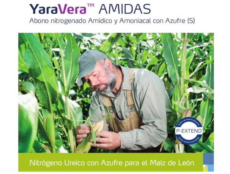 Promoción YaraVera Amidas